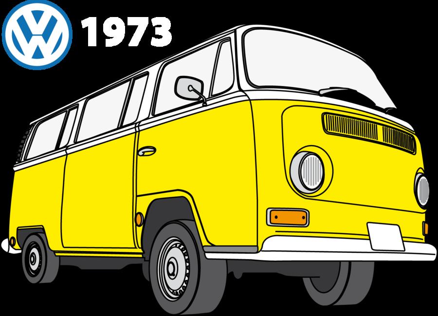 Camper clipart kombi Splattedpixie on VW Camper Pinterest