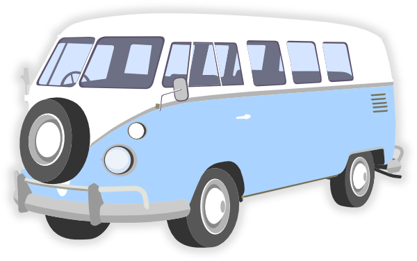 Camper clipart kombi As: com royalty Download this