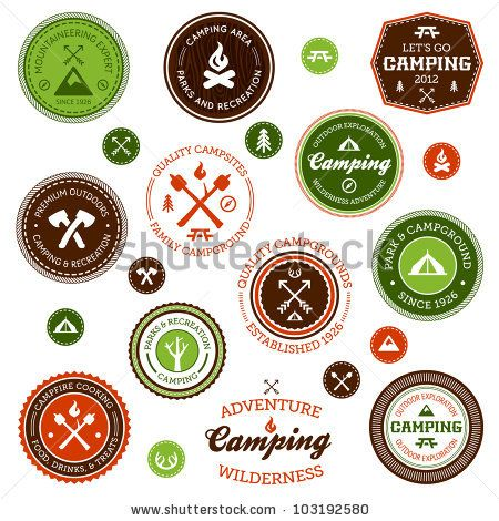 Camper clipart youth camp Images best logo Summer and