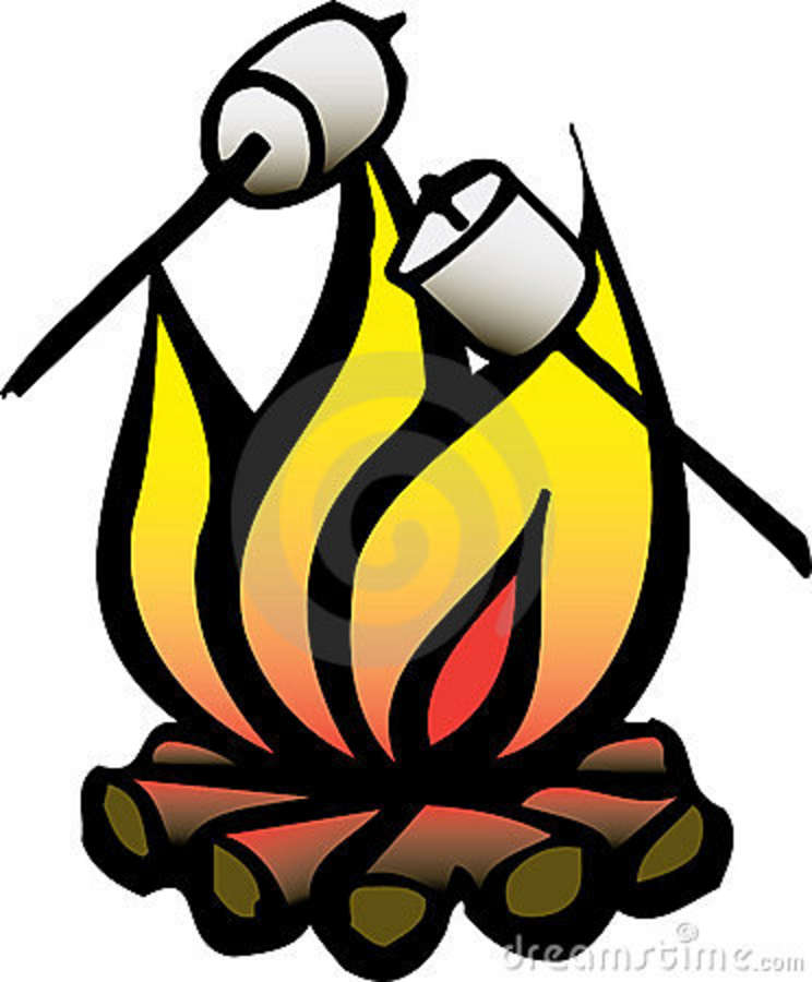 Flames clipart tire smoke Free Clipart Campfire Clipart Clipart