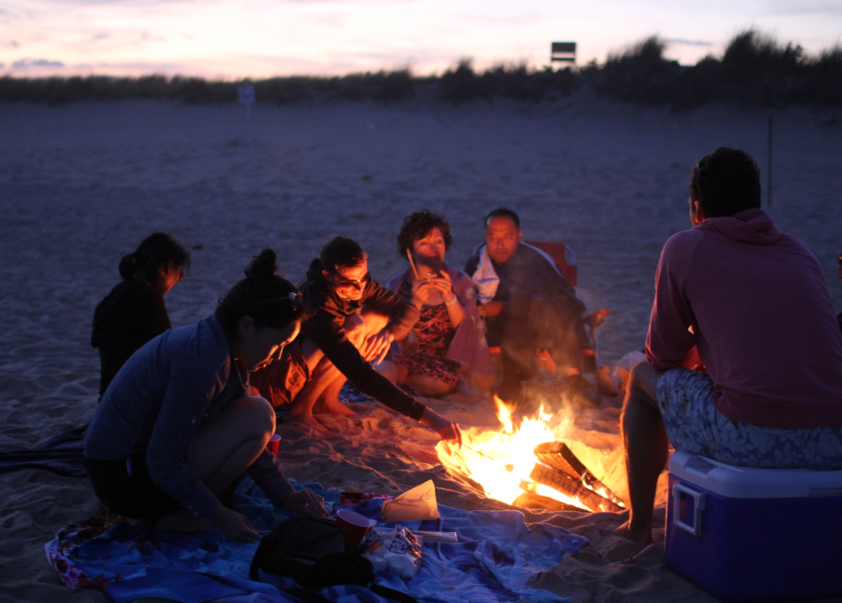 Campfire clipart beach bonfire  ct Beach bonfire ct