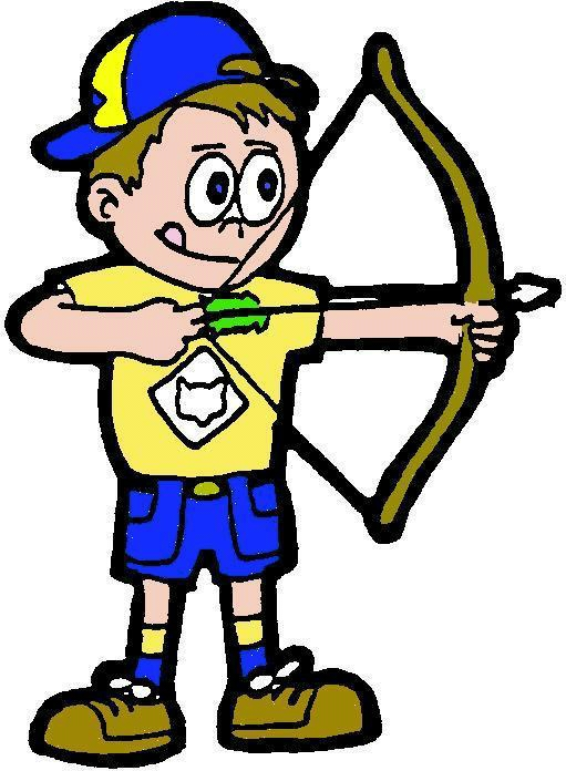Campfire clipart cub scout Collection Cub scout free free