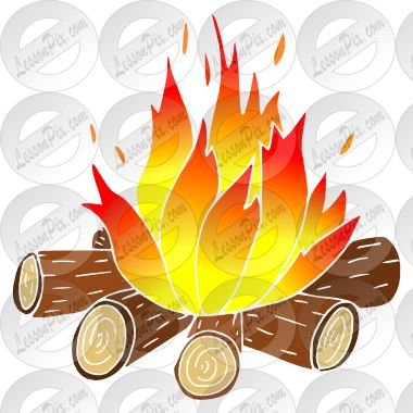 Campfire clipart house fire Best Fire Stencil Pinterest images