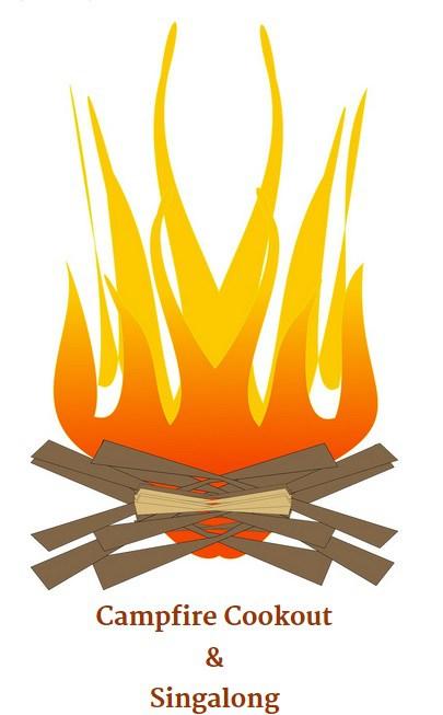 Campfire clipart sing along Cookout :: Campfire Radio CFNR