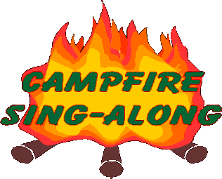 Campfire clipart sing along Sing » Fire Traditions Camp