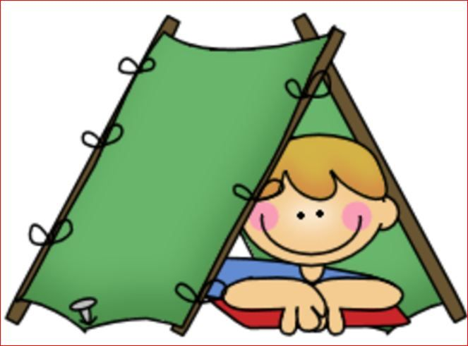Camping clipart Boy about on clipart best