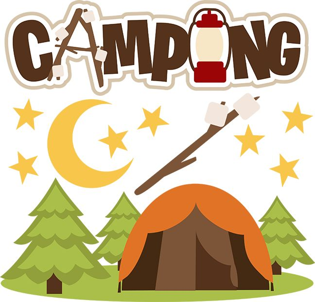 Camping clipart Pin images Clipart on 47