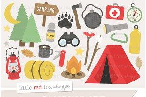 Camper clipart adventurer  Fonts clipart Graphics Photos