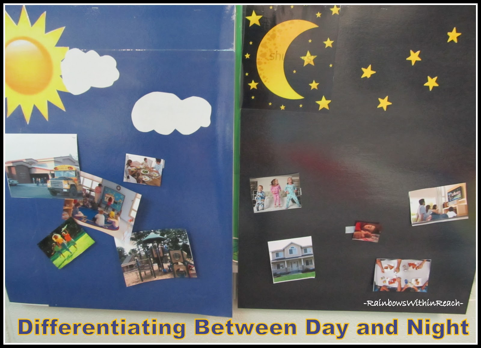 Display clipart daytime activity Differentiation  Night Camping