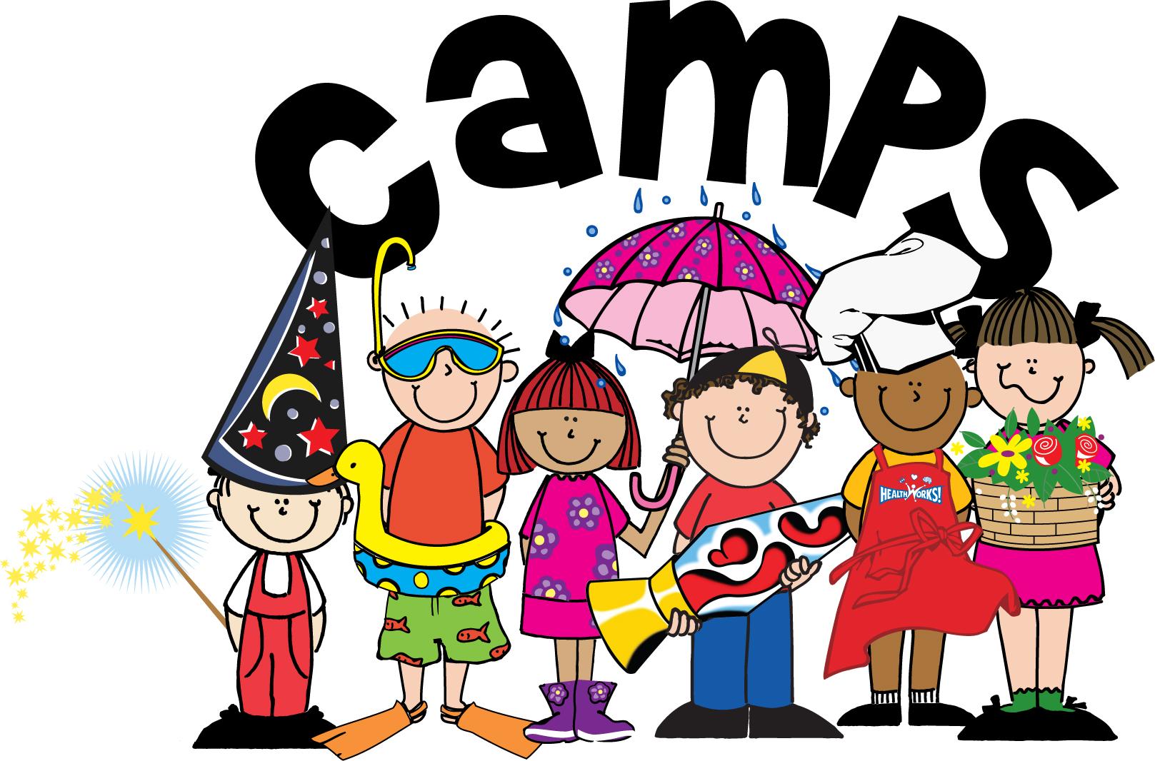 Camping clipart school camp Art Clipart clip Clipart Camp