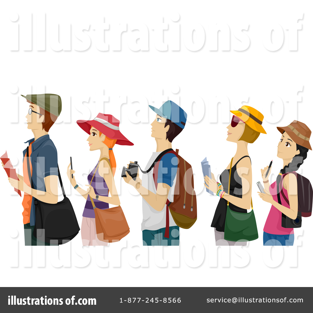 Camping clipart sightseeing Free Studio Royalty Stock by