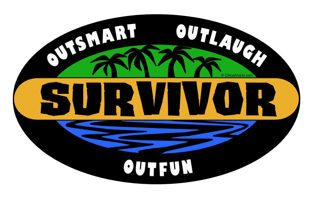Camping clipart survivor Clip Clip Art logo Cbs