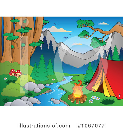 Camping clipart woods Woods China Clipart The cps