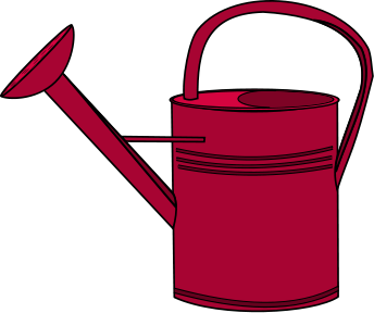 Watering Can clipart cute Can Panda Clip Art Clipart