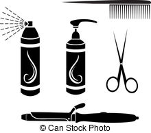 Bottle clipart hair spray Stock Photos Images and 325