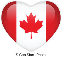 Canada clipart Illustrations royalty 10 Button