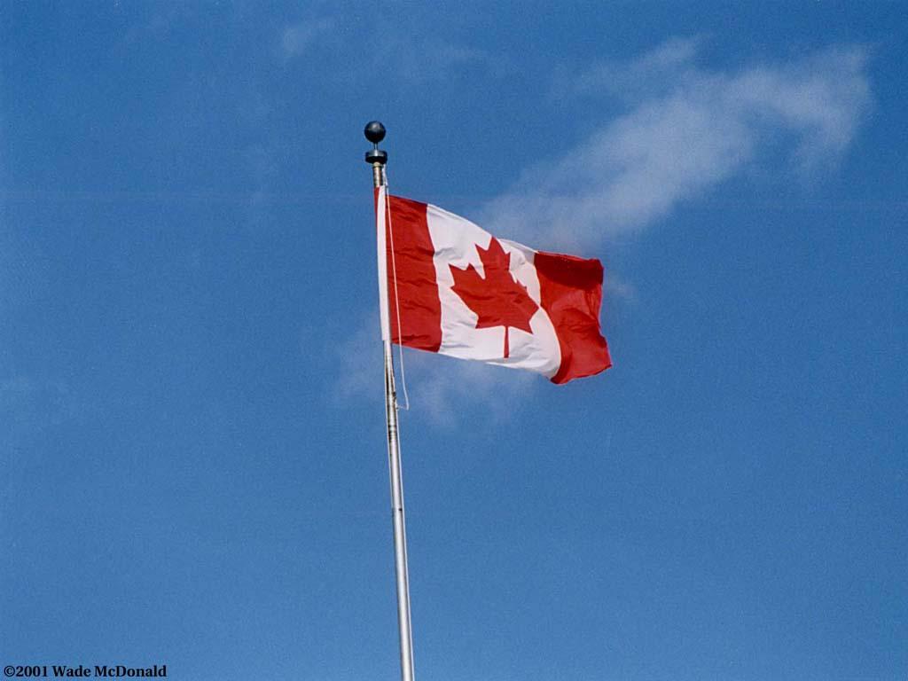 Canada clipart canada day Flag Gallery: canadian_fla3 jpg Art