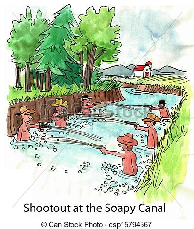 Canal clipart Clipart Download clipart drawings #13