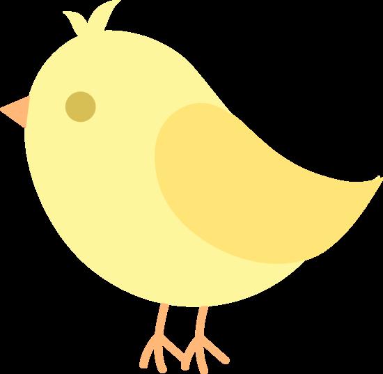 Canary clipart Clipart Bird cute art canary