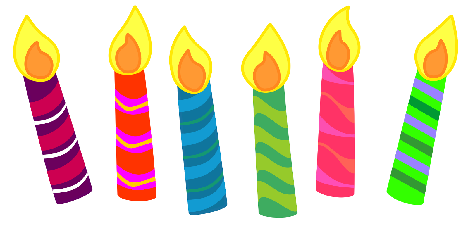 Pastry clipart candle Images free clipart Clipartix art
