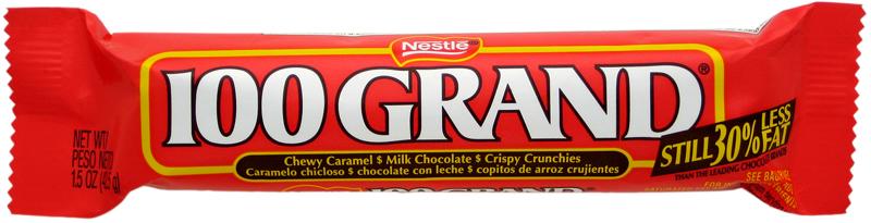 Candy Bar clipart 100 grand Bar Grand 100 100 jpg