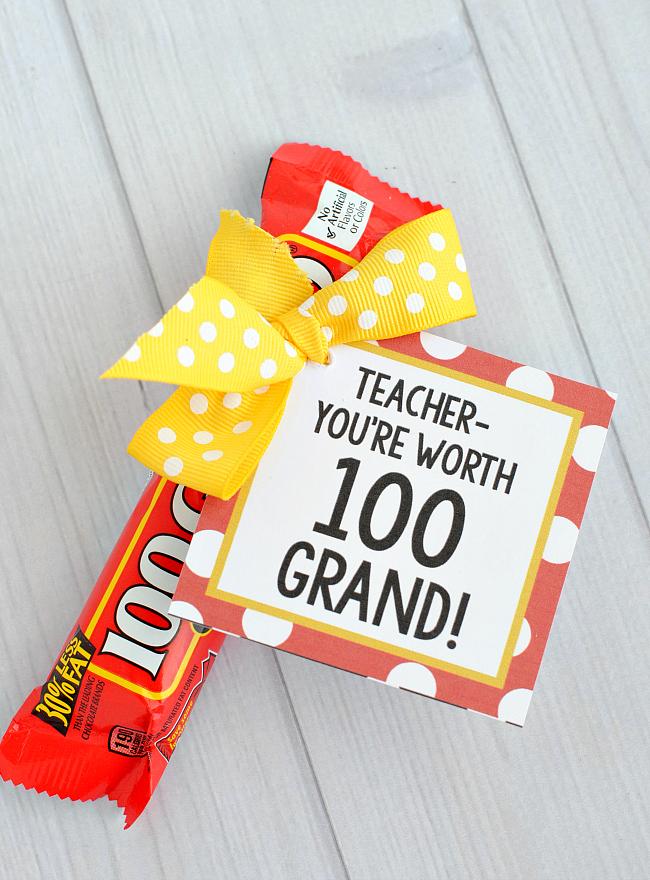 Candy Bar clipart 100 grand Bars Grand: 100 Idea Gift