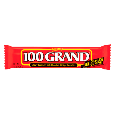Candy Bar clipart 100 grand Bar Grand 100 Grand 100