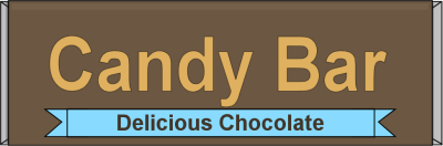 Candy Bar clipart different Image Art Bar Candy Clip