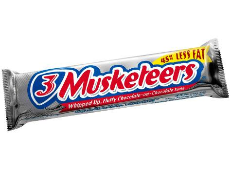 Candy Bar clipart 3 musketeer That fluffy! childhood less made