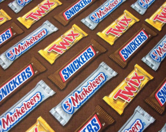 Candy Bar clipart 3 musketeer Everbody's BTFQ Snickers favorite The