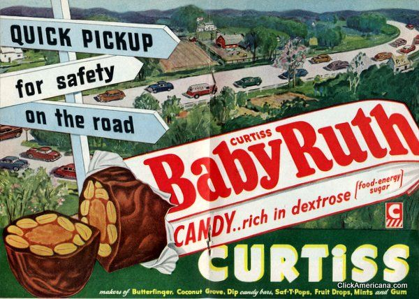 Candy Bar clipart baby ruth CANDY PENNY 111 AND