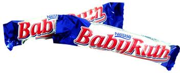 Candy Bar clipart baby ruth Wondered ever Teasers! who or