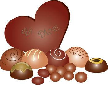 Candy Bar clipart chocolate truffle ~ Candy chocolate 341 Candy
