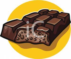 Candy Bar clipart crunch A Clip Bar Image: Bar