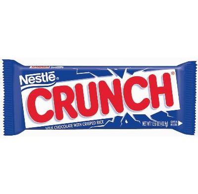Candy Bar clipart crunch 36 NESTLE Crunch Sweet BAR