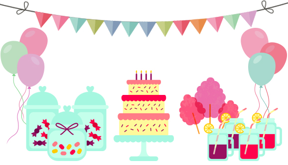Candy Bar clipart dessert table Candy Personal Candy Buffets MadeWithJars