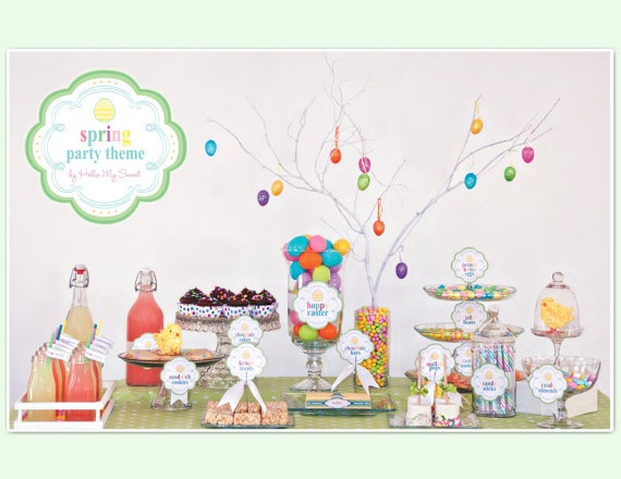Candy Bar clipart dessert table Tables more Find Tables on