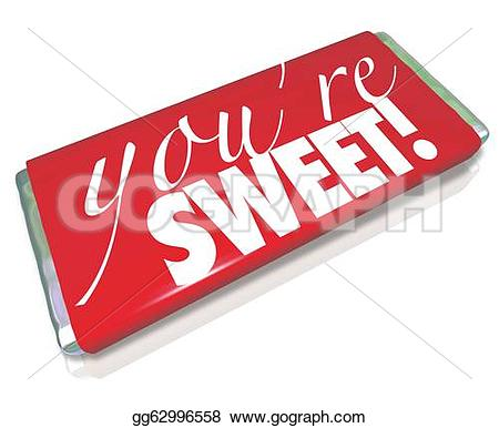 Candy Bar clipart drawing A significant much Drawing other