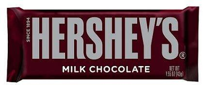 Candy Bar clipart junk food Newspaper  Hershey's chocolate make