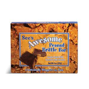 Candy Bar clipart peanut Brittle Awesome® Peanut Bars Milk