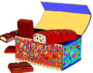 Candy Bar clipart piece candy For Bars Free Candy Clipart