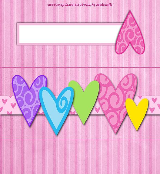 Candy Bar clipart pink candy #9