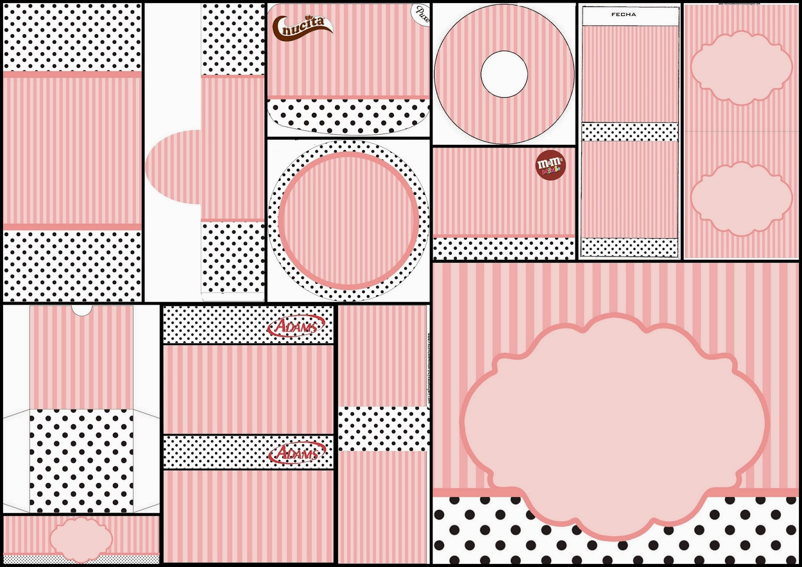 Candy Bar clipart pink candy #13