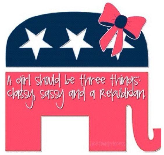 Candy Bar clipart republicanism Jesus  Republican! Proud Politics