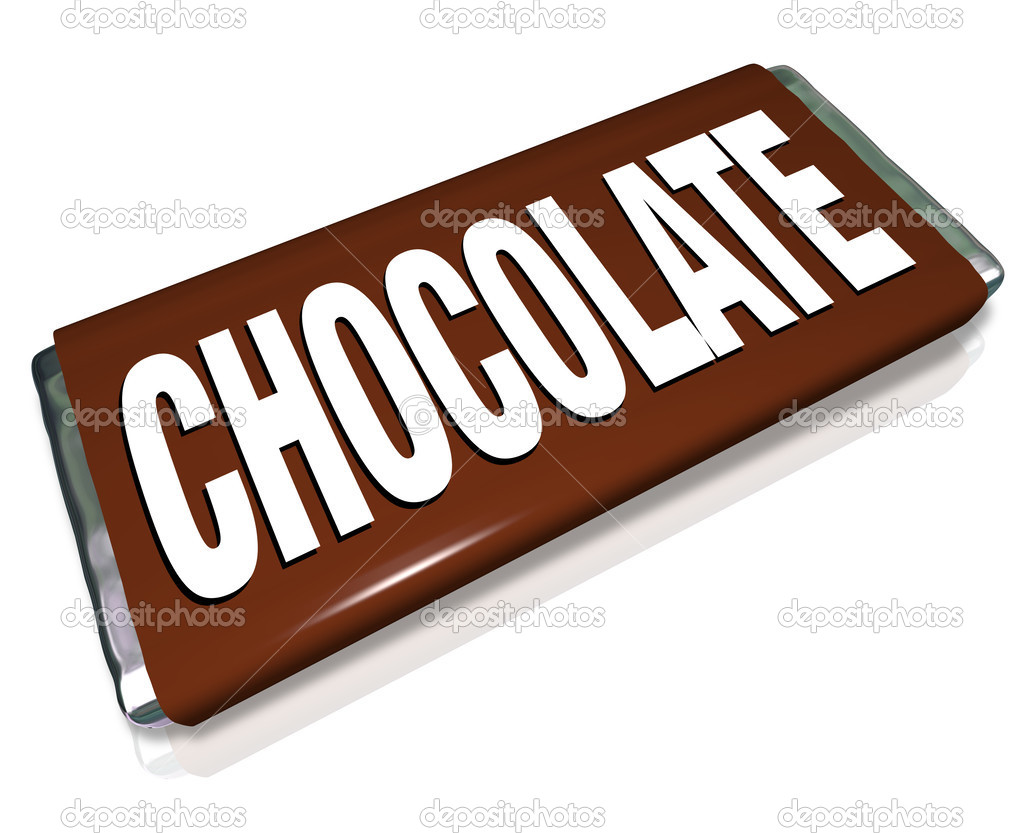 Candy Bar clipart sweet chocolate #7