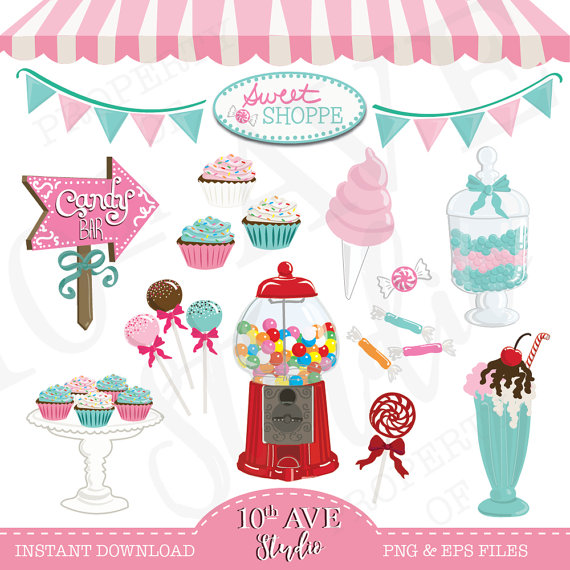 Candy Bar clipart taffy From  Shoppe Candy Shoppe