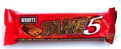Candy Bar clipart take 5 Dot 5 Layer 5 Order