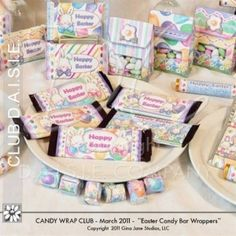 Candy Bar clipart treat Free Bar Candy and Easter
