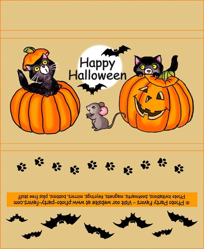 Candy Bar clipart treat 322 on images Chocolate Halloween