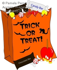 Candy Bar clipart treat Treat of Illustration a Clip